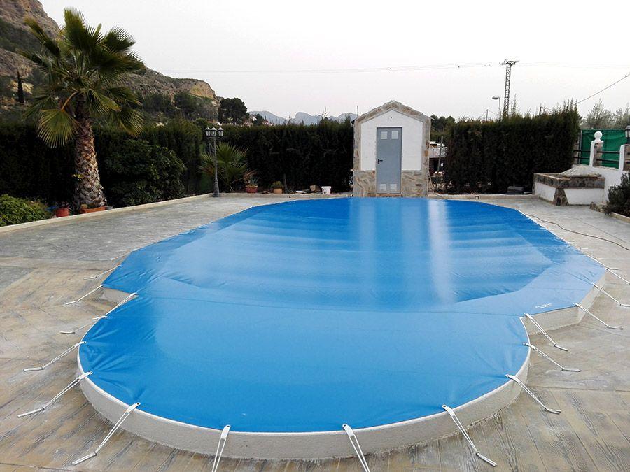 Lona para piscinas la mejor selecci n jumitoldo 2018 for Piscina lona rectangular