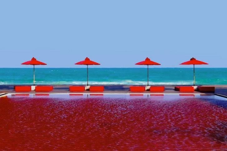 piscina roja tailandia, Jumitoldo