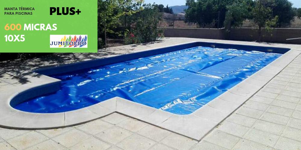 Aprovecha tu piscina de mayo a noviembre gracias a las mantas térmicas de Jumitoldo